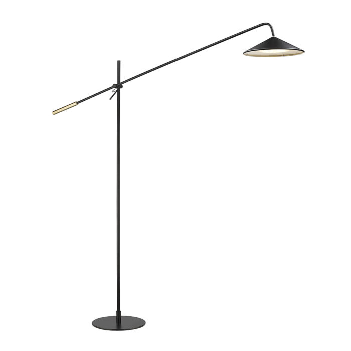 Seyvaa Iconic lampadaire Led dimmable déporté 821F